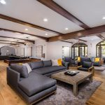 Game Room with Sofas